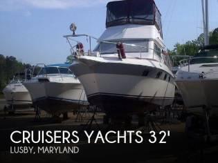 Cruisers Yachts Chateau Vee 338