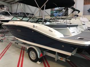 Sea Ray 19 SPXE Motorboot