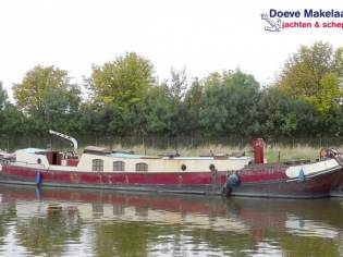 Dutch Barge 23.38, sailing casco