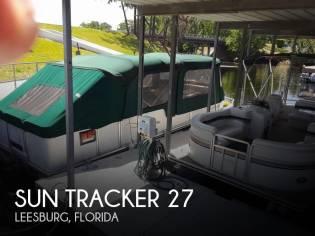 Sun Tracker 27