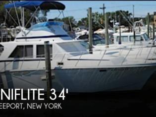 Uniflite 34 Sport Sedan