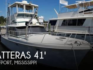 Hatteras 41 Sportfish