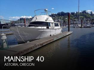 Mainship 40