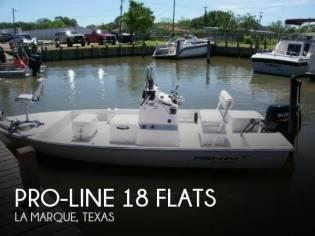Pro-Line 18 Flats