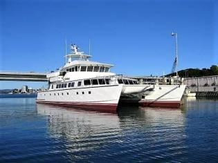 Custom 82 Power Catamaran