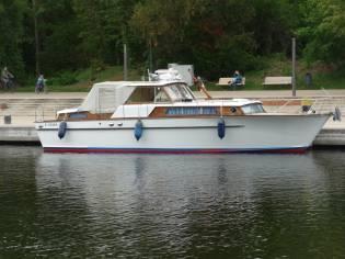 Seetüchtiger Vertens Motorkreuzer (MM)