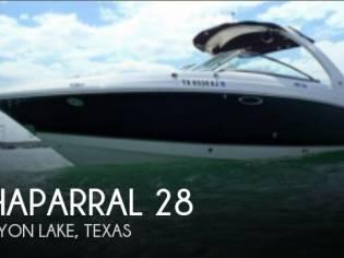 Chaparral 276 SSi