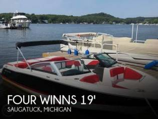 Four Winns Horizon 190