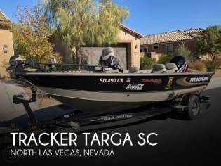 Tracker Targa SC 17
