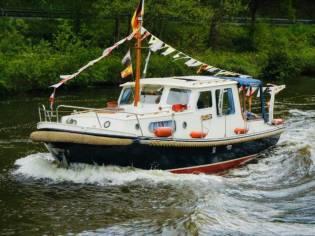 wunderschöne De Schifffart Vlet 8.50 (MM)