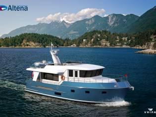 Altena Yachting BV Altena 500 Raised Pilothouse