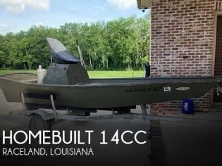 Custom Mud Boat/Duck Hunting Boat