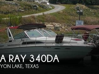 Sea Ray 340DA