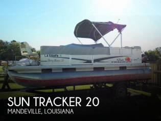 Sun Tracker Party Barge 20 Classic