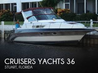 Cruisers Yachts 3170 Esprit