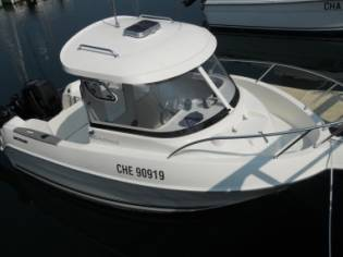 QUICKSILVER 500 PILOTHOUSE SV44340