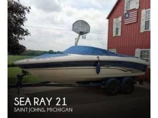 Sea Ray 200 BR