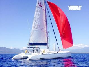 Navi Composite Saiga Catamaran