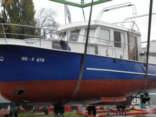 Holl. Yachtbow Dolman Kruiser