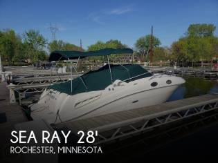 Sea Ray Sundancer 260DA