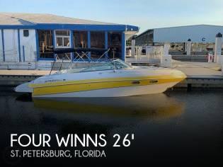 Four Winns 255 Sundowner