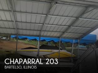 Chaparral Vortex 203