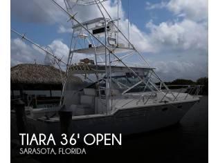 Tiara 36' Open