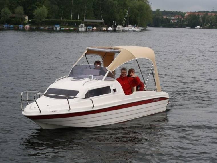 aqualine 520 mit honda bf 15 en berl n barcos a motor de. Black Bedroom Furniture Sets. Home Design Ideas