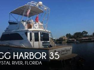 Egg Harbor 35 Sport fish