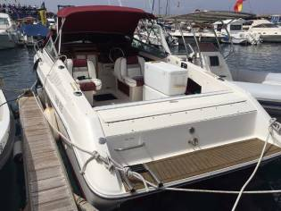 Sea Ray Overnighter 260