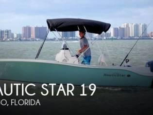 Nautic Star 1900 Offshore