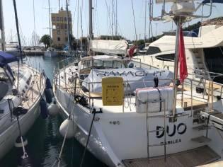 Sailboat Cutter
