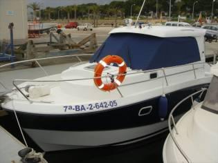 Beneteau Antares 760