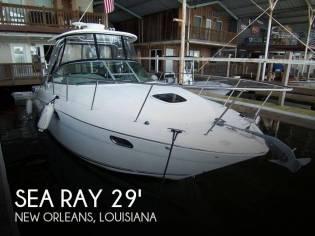Sea Ray Amberjack 290 Sportfish 29