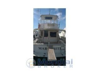 Bertram Yacht 35' Convertible