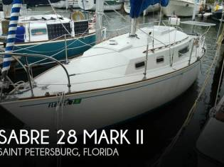 Sabre 28 Mark II