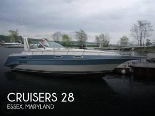 Cruisers Yachts Rogue 2860