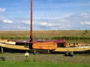 Lemsteraak sailing ship