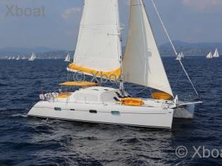 ALLIAURA CATAMARAN PRIVILEGE 585