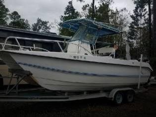 Twin Vee Catamaran 22