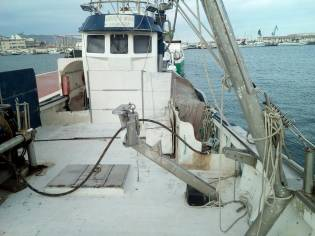 barco de cerco (licencia Mediterraneo)