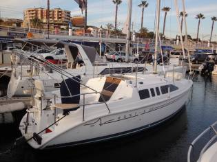 Hunter 260 Keel