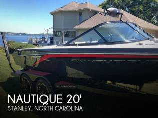 Nautique SKI 200 OB Mapple Icon Edition