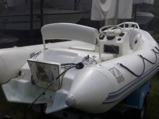 Zodiac Yachtline 2 Deluxe 380