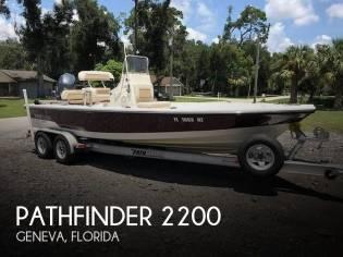 Pathfinder 2200
