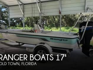 Ranger Boats Cayman 167