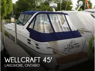 Wellcraft 45 Excalibur