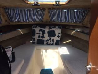 GOBBI 599 Pilot cabin