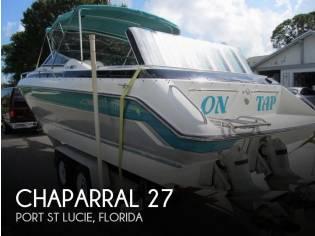 Chaparral 2750 SX