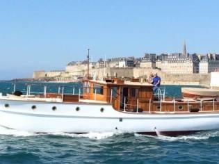 Custom J.Taylor & Bates Motor Yacht
